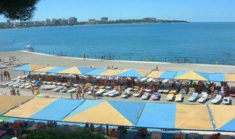 Пляж Красная талка