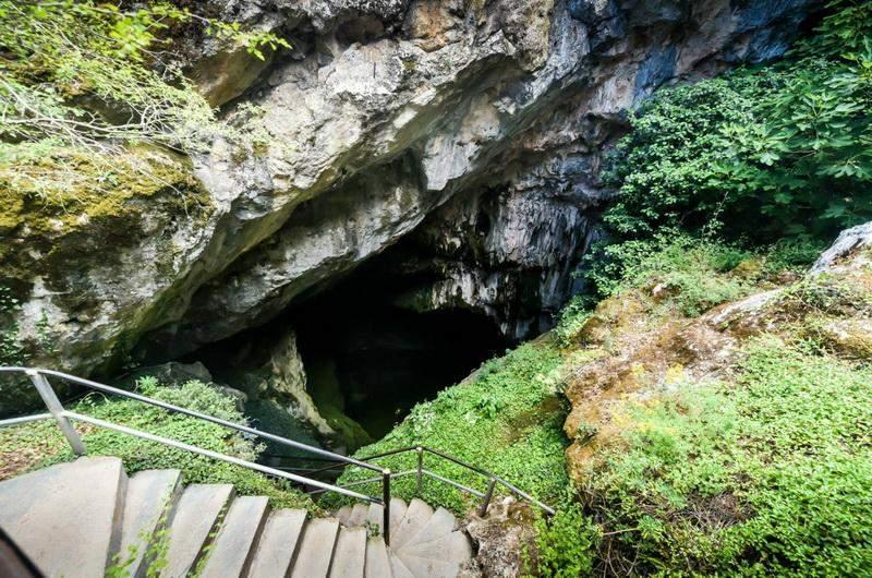 Пещера Зевса, Крит