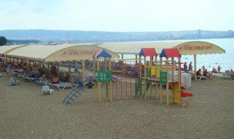 Пляж Приветливый берег