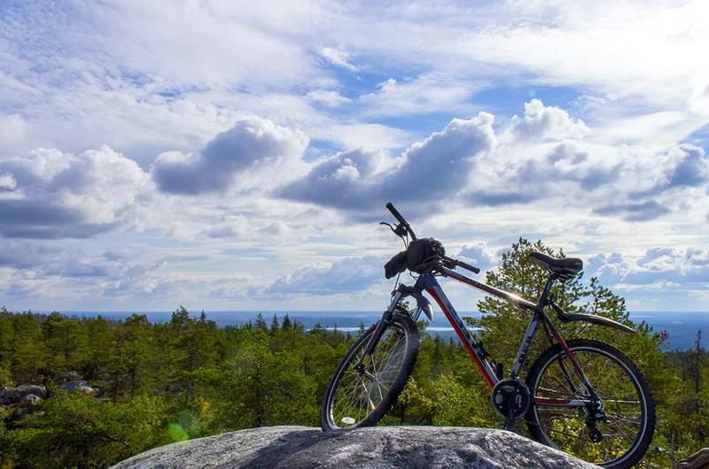 Велосипед для велопохода