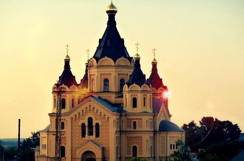 Нижний Новгород, Собор Александра Невского