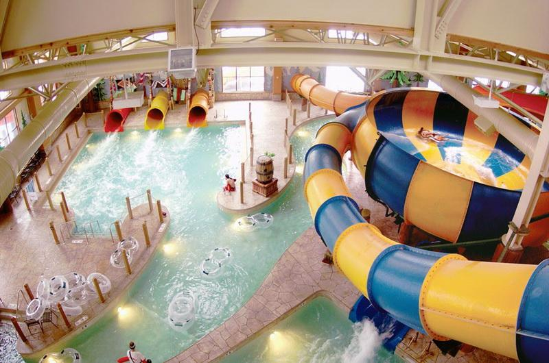 Отель Great Wolf Lodge в Канаде
