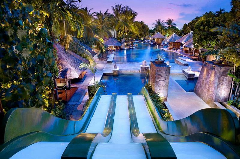 Отель Hard Rock на Бали