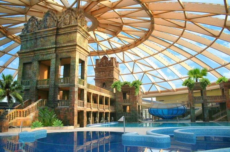 Отель Ramada Resort Aquaworld в Венгрии