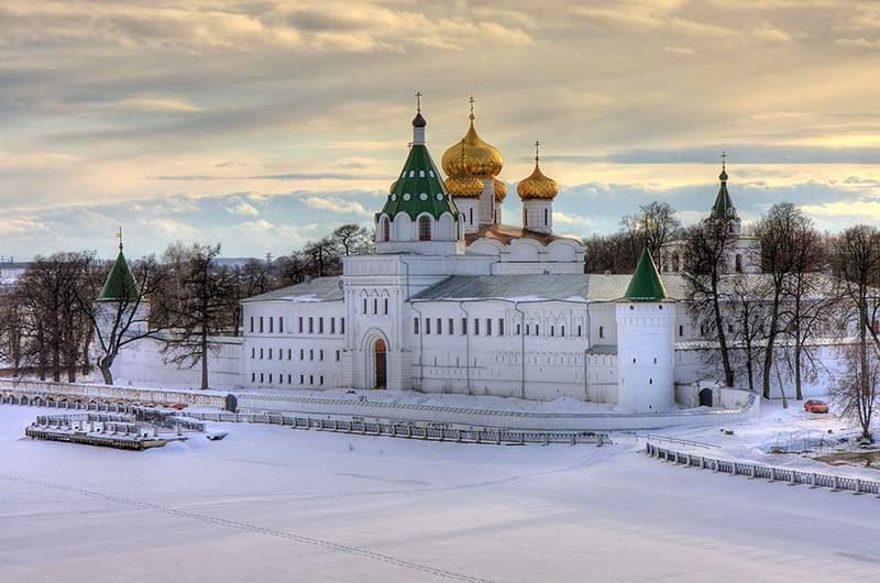 Тур Золотое кольцо России на автобусе