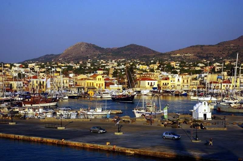 Остров Эгина, Греция