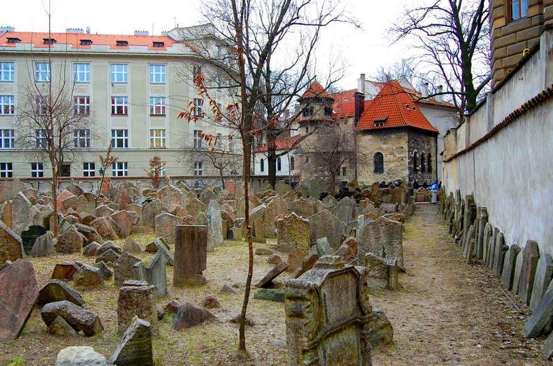 Еврейский квартал, Прага