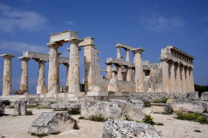 Храм Афины Афайи