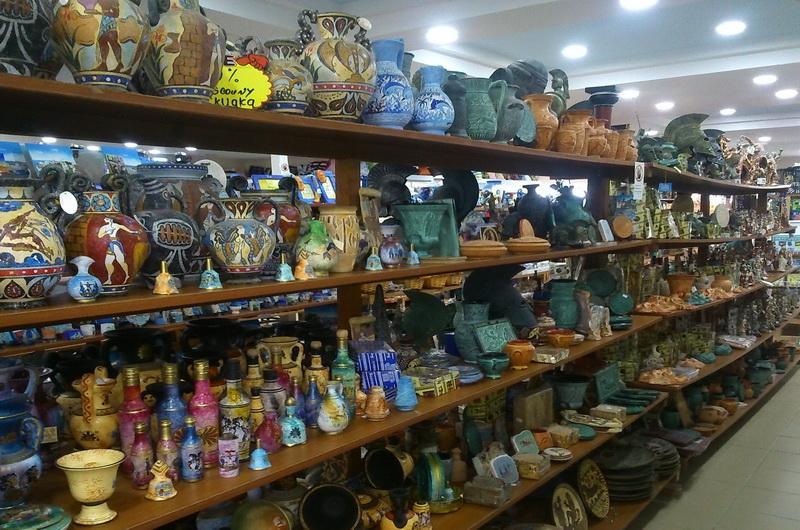 Крит сувениры