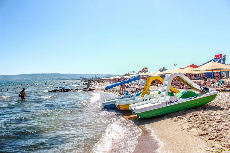 Феодосия, Пляж 117