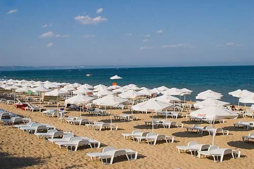 Пляж Золотые пески (Golden Sands Beach)