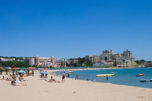 Dyuni Beach неподалеку от Созополя