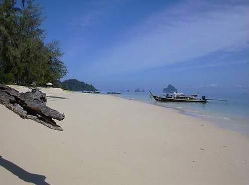 Hat Farang Beach