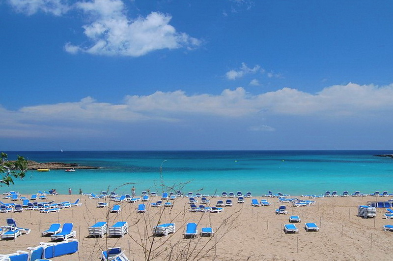 Fig Tree Bay, Кипр