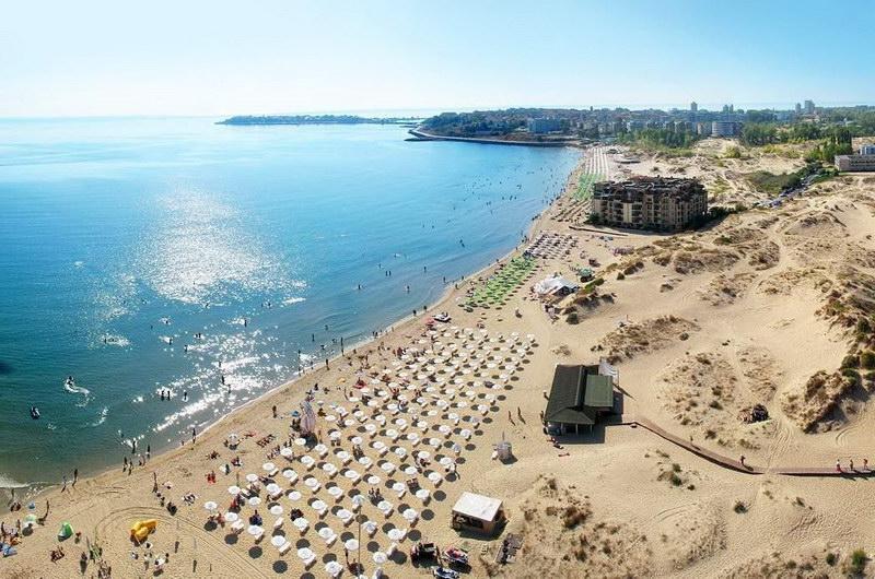 Отдых на курорте Солнечный берег