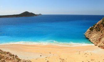 Пляж Капуташ, Турция