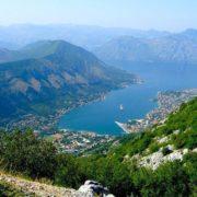 Которский залив Черногория