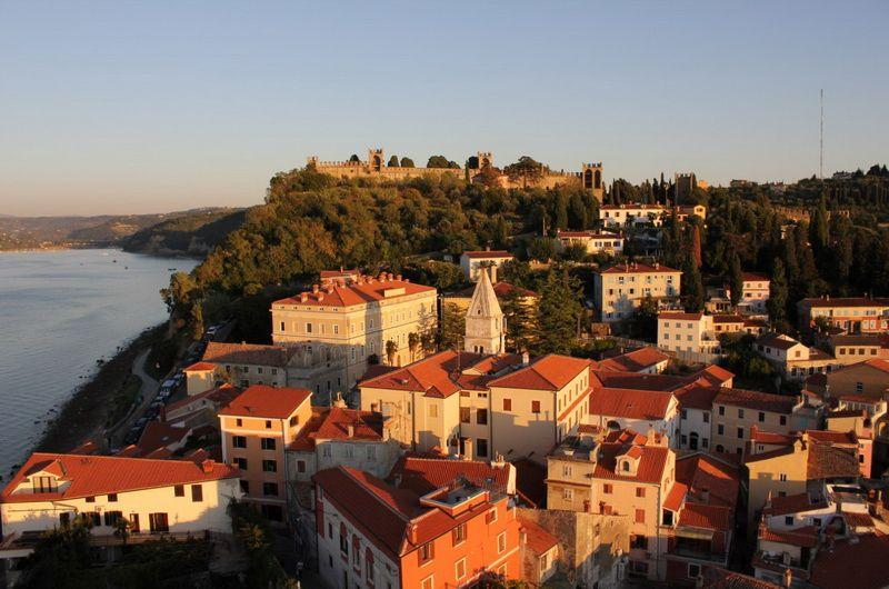 Курорты Словении