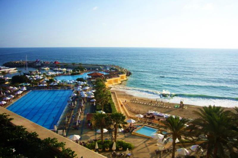 Отели Бейрута