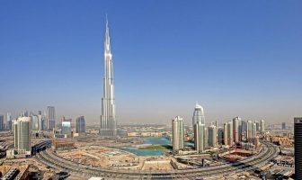 Небоскрёб Бурдж-Халифа, Дубай