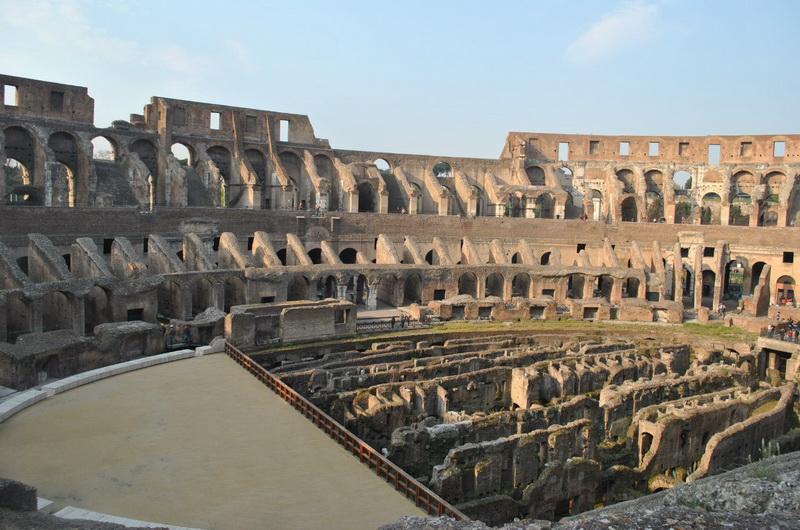 Колизей, Рим Италия