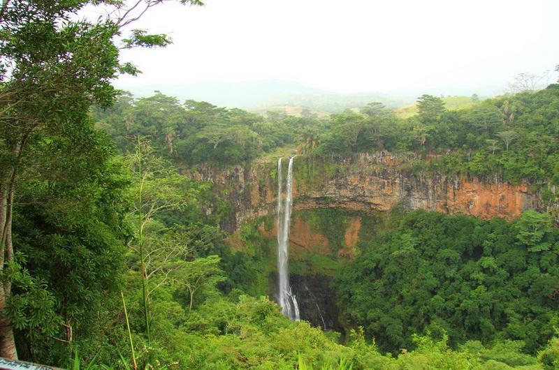 Водопады Маврикия