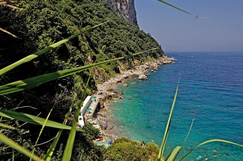 Пляж Баньи ди Тиберио