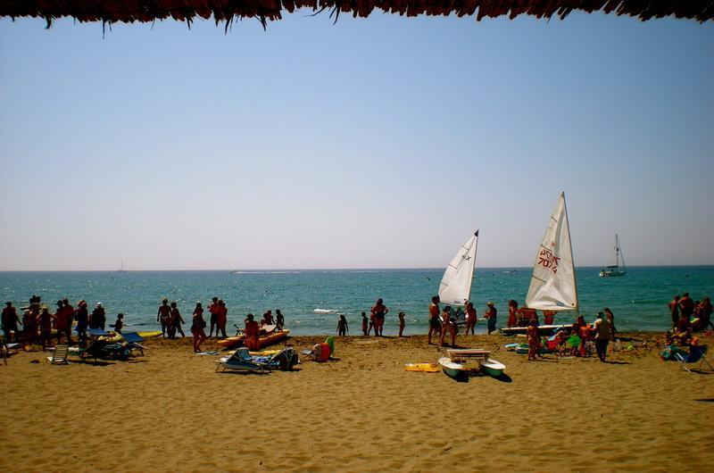 Пляж Пеская