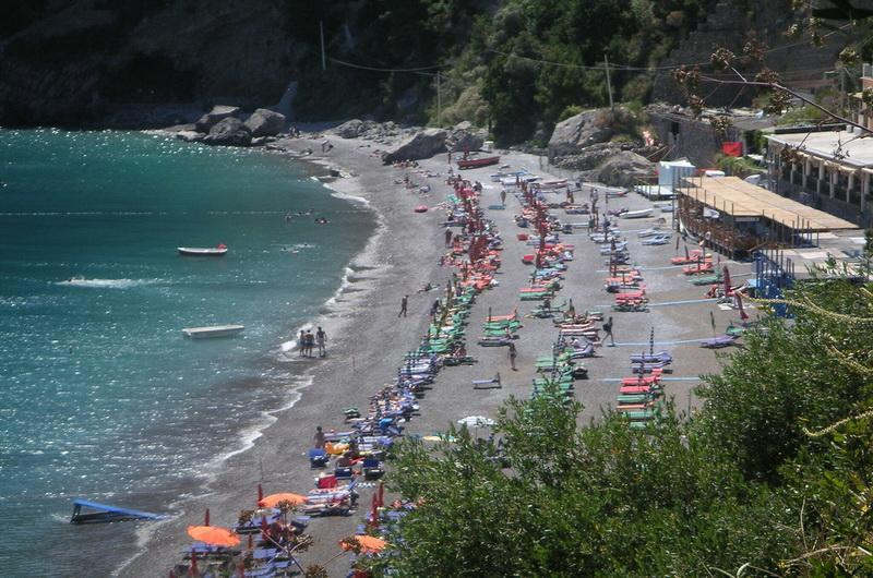 Пляж Форнило