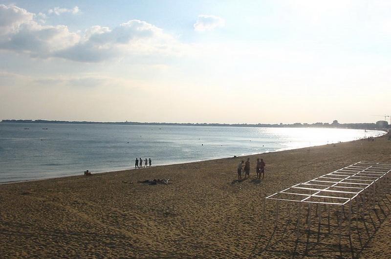 Пляж La Baule