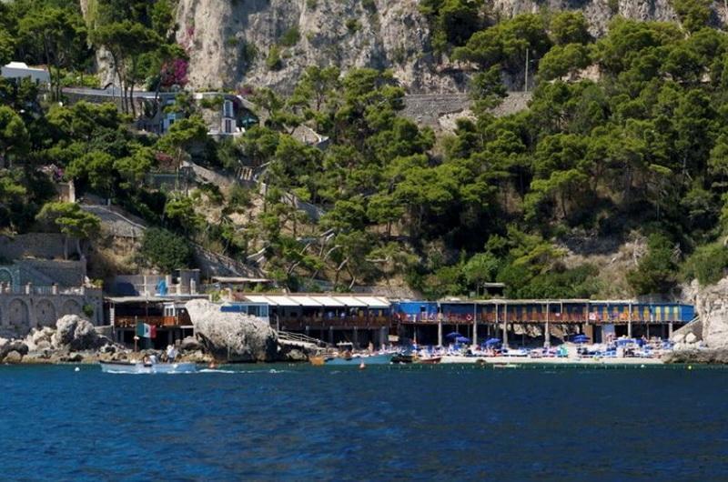 Пляж Марина ди Мульо