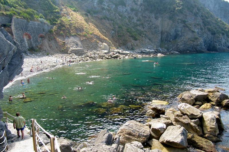 Пляж Риомаджоре