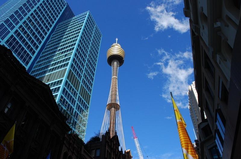 Сиднейская башня, Австралия