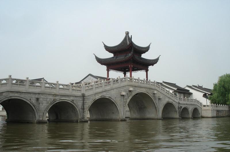 Мосты Сучжоу