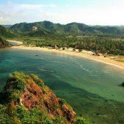 Пляжи острова Ломбок (Lombok) в Индонезии