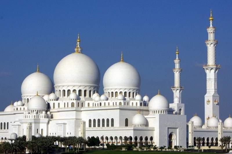 Фото Мечеть шейха Зайда