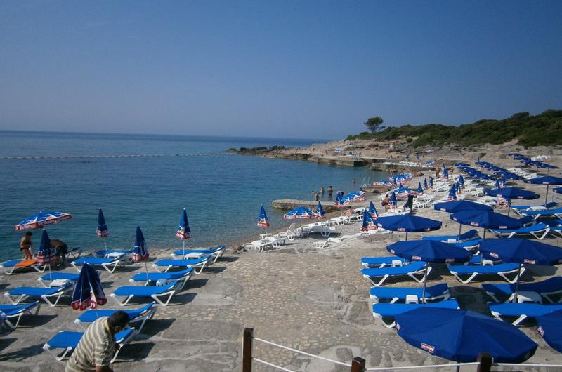 Пляж Плоче