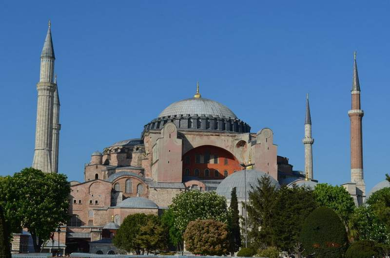 Стамбул, Ай-София