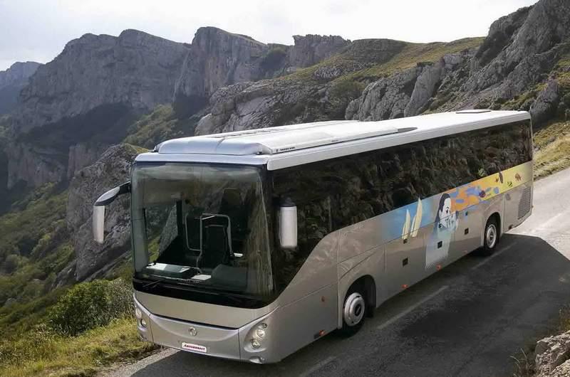 Автобусные туры в Европу