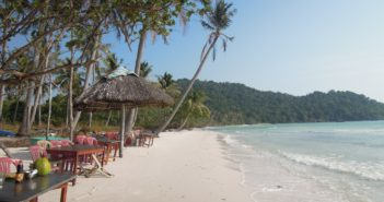 Пляж Байшао, Вьетнам