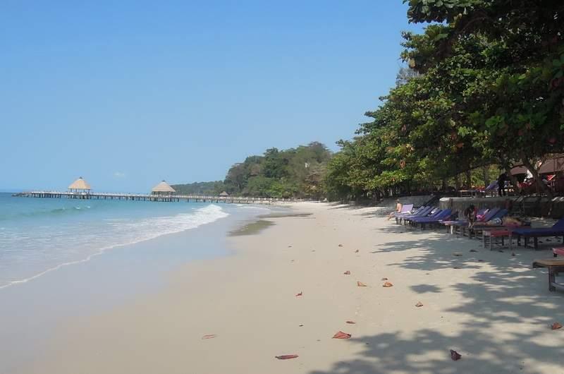 пляжи камбоджи видео как