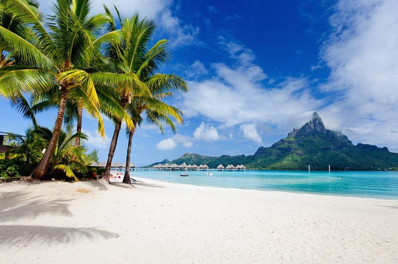 Бора-Бора Французская Полинезия