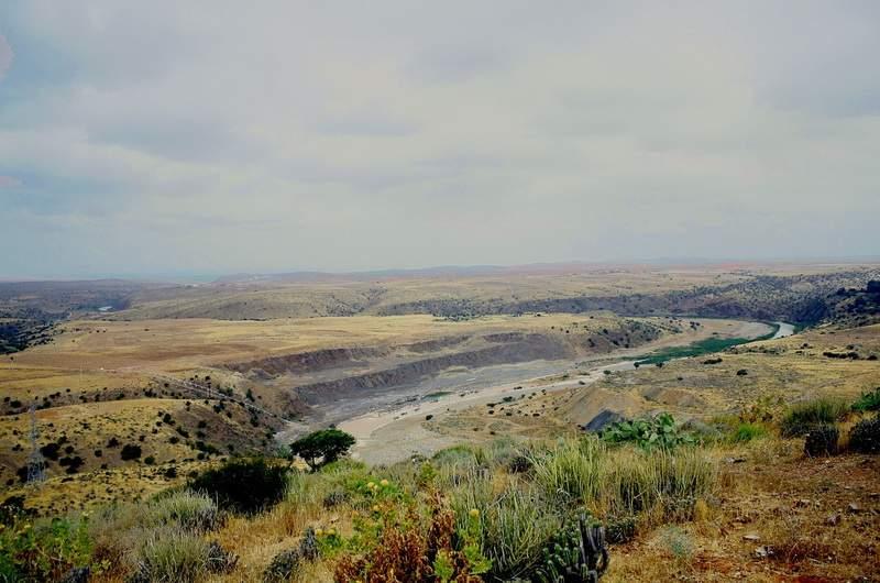 Долина реки Сус