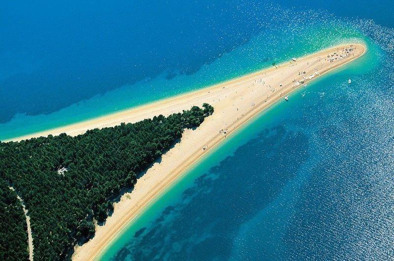 Пляж Золотой Рог