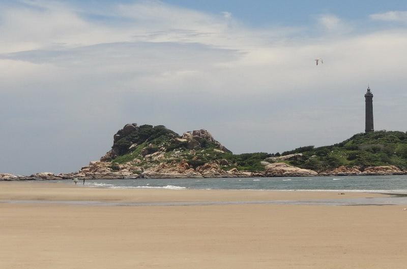 Пляж Кега (Ke Ga)