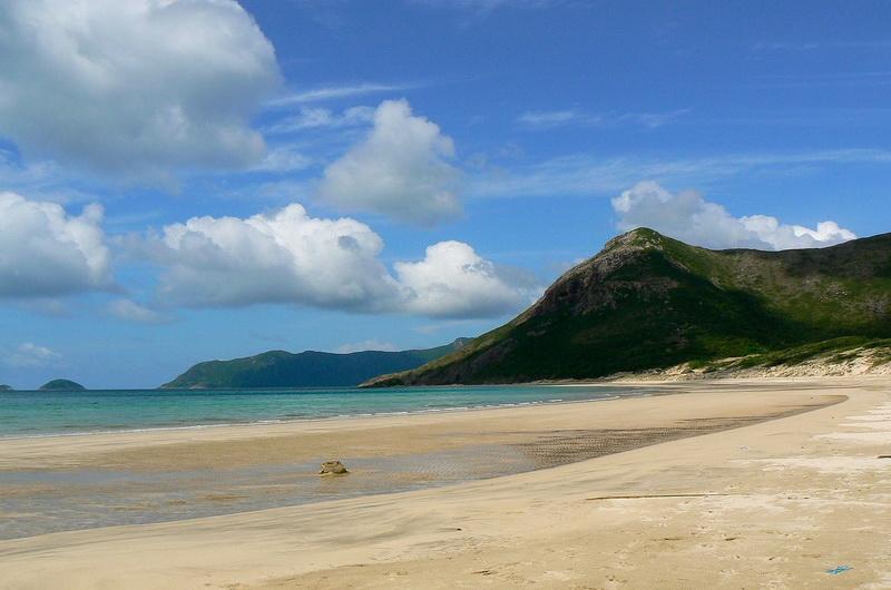 Пляж Кондао (Con Dao)