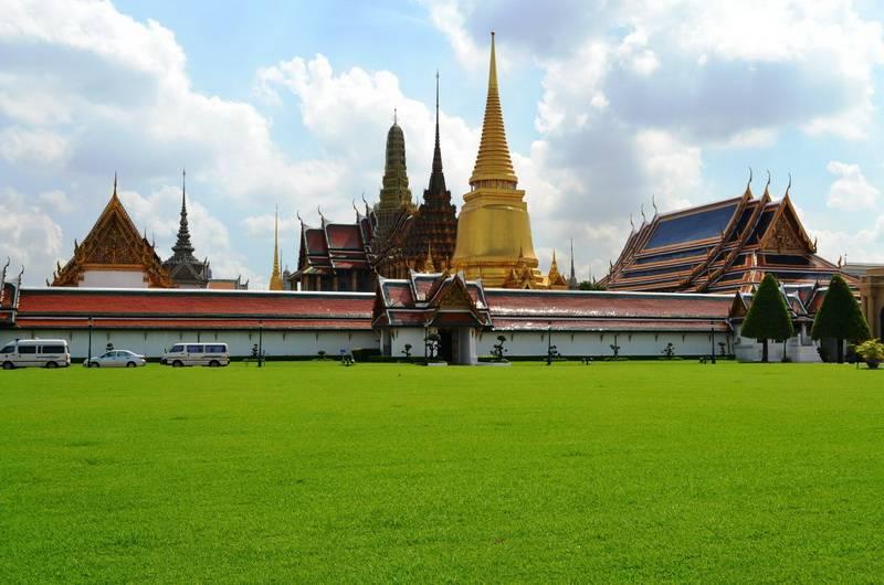 Бангкок, Королевский дворец