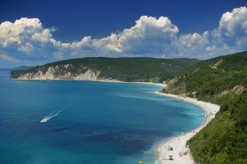 Черноморское побережье России