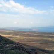 Ландшафт Джибути
