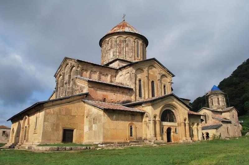Гелатский монастырь Богородицы